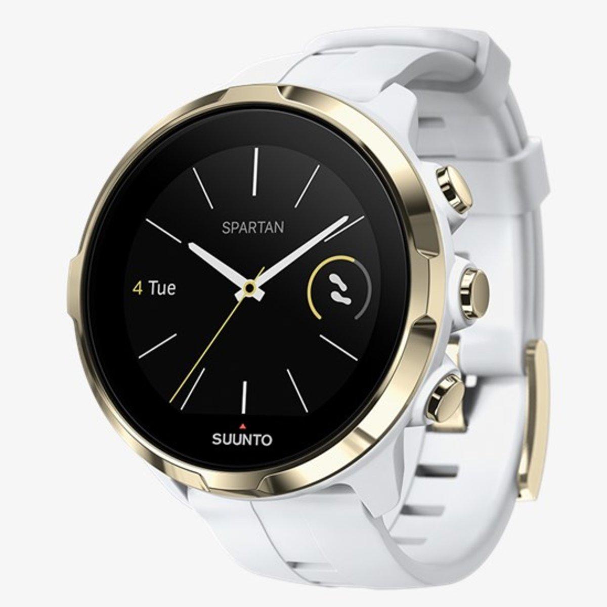 Spartan Sport Wrist HR Gold Sport Smart Watch[SS023415000]
