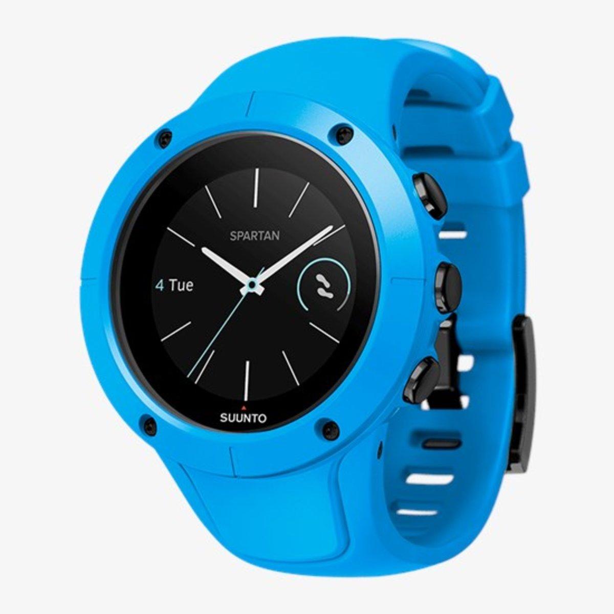 Spartan Trainer Wrist HR BlueSport Smart Watch[SS023000000]