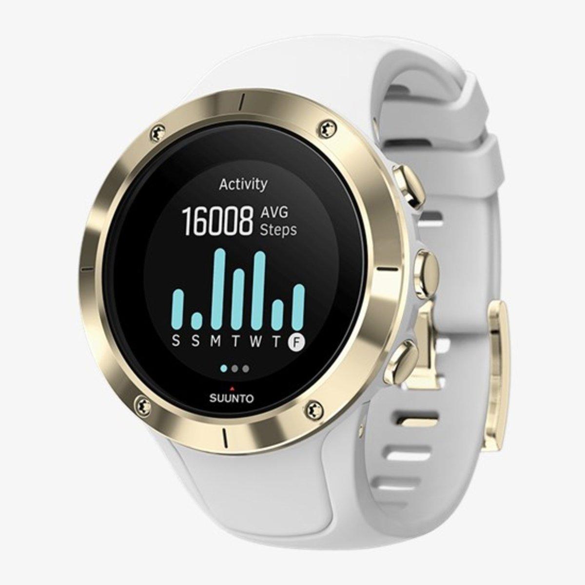 Spartan Trainer Wrist HR Gold 全方位運動智能手錶[SS023428000]
