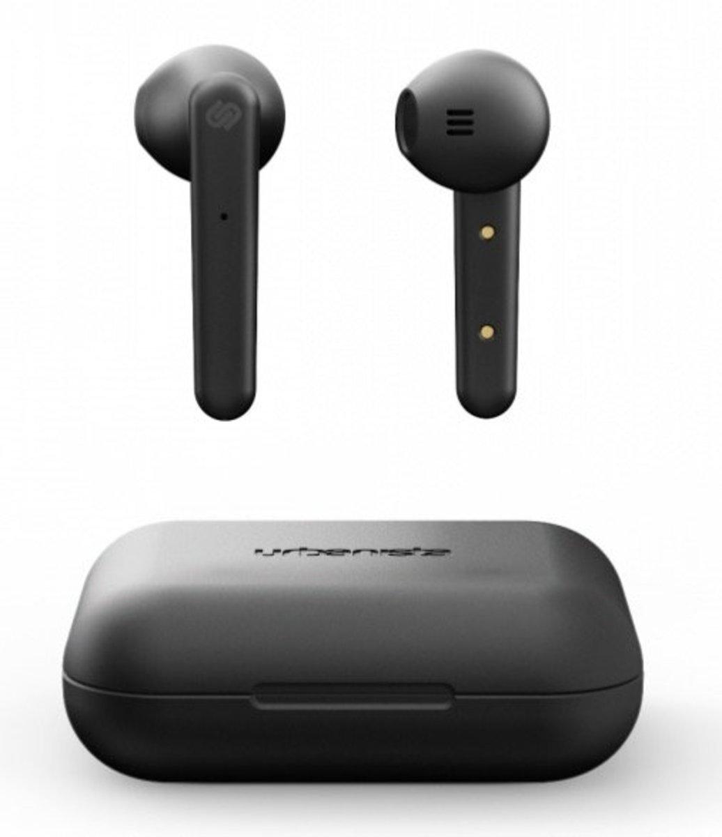 STOCKHOLM 平耳式真無線藍牙5.0耳機[黑色]