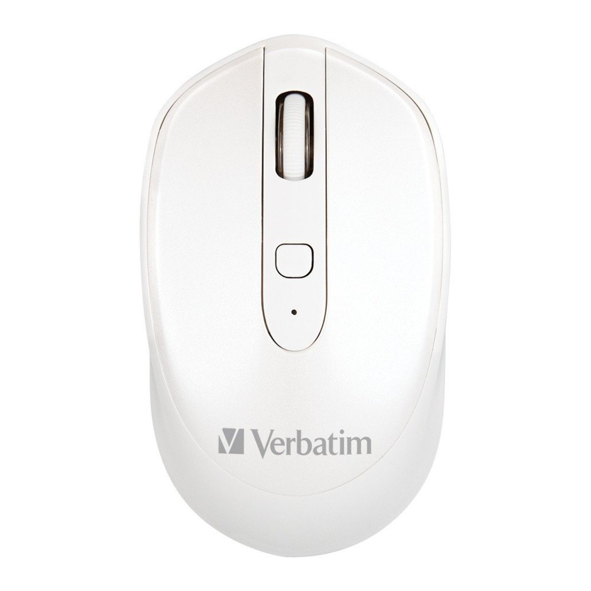 Rechargeable Wireless Optical Mouse[66382][White]
