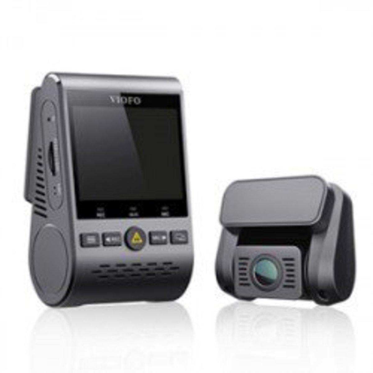 A129 Duo GPS前後鏡SONY夜視鏡頭全高清行車記錄儀