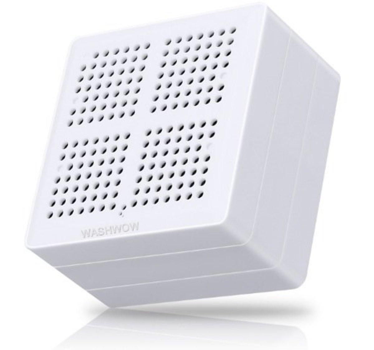 Washwow 2.0 無線充電便攜洗衣蛋