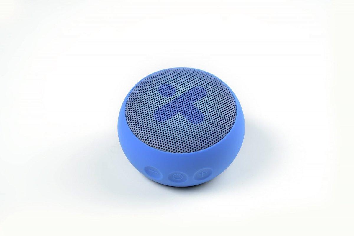 KAI X1 W bluetooth Speaker[Blue]