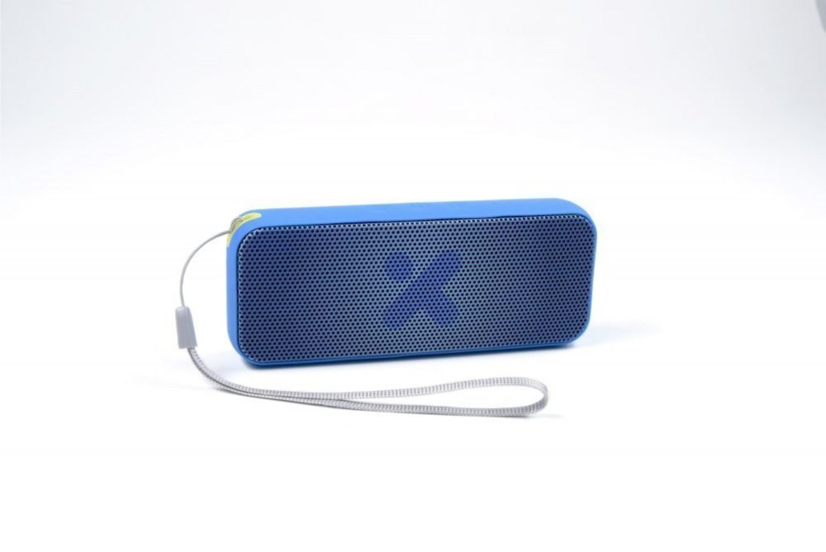 XOUNDBAR W bluetooth Speaker[Blue]