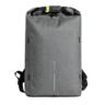 Bobby Urban Lite Anti-Theft backpack - Black/Blue/Grey