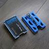 輕便證件卡包 - 藍色
