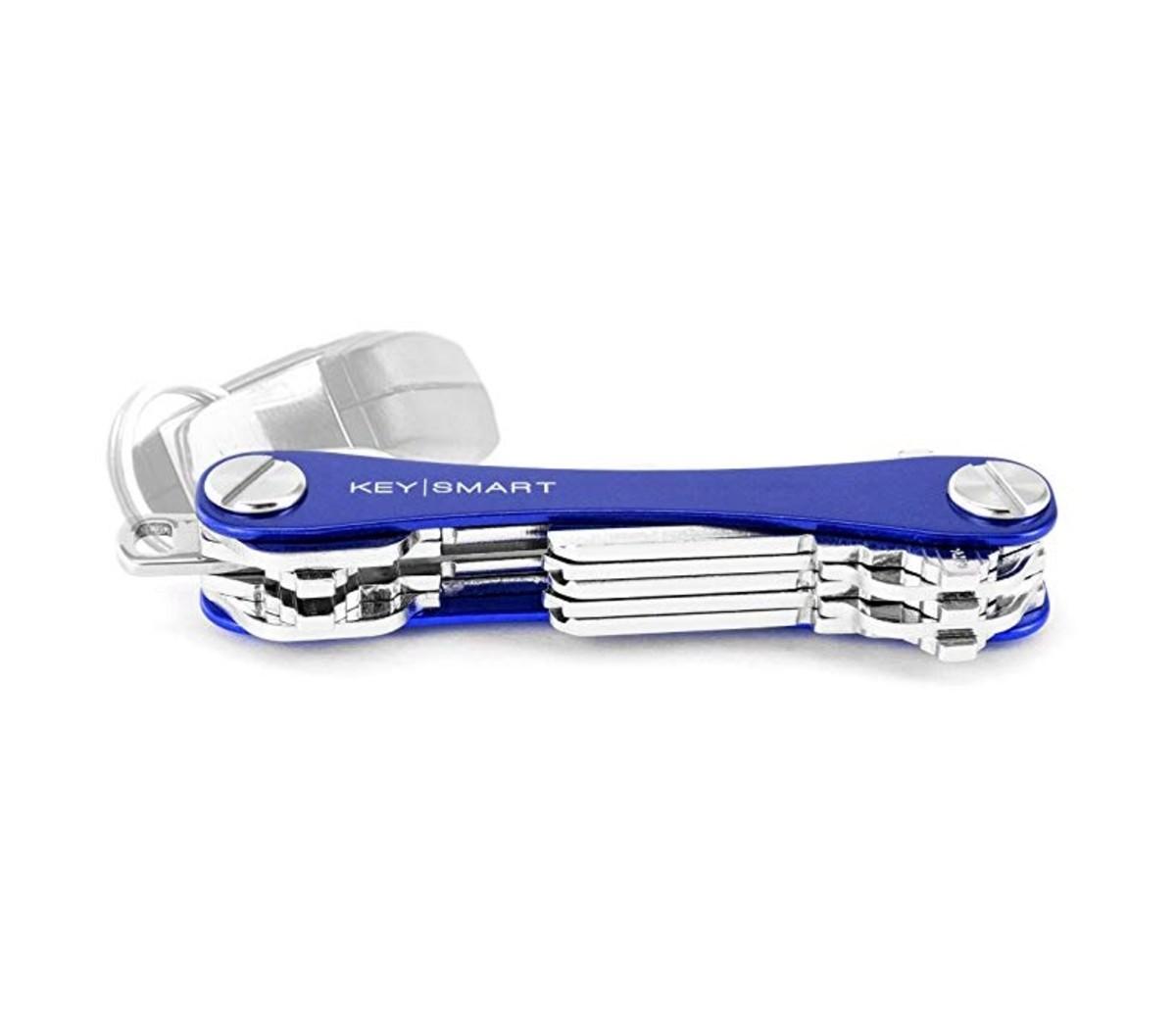 KeySmart Extended - Blue