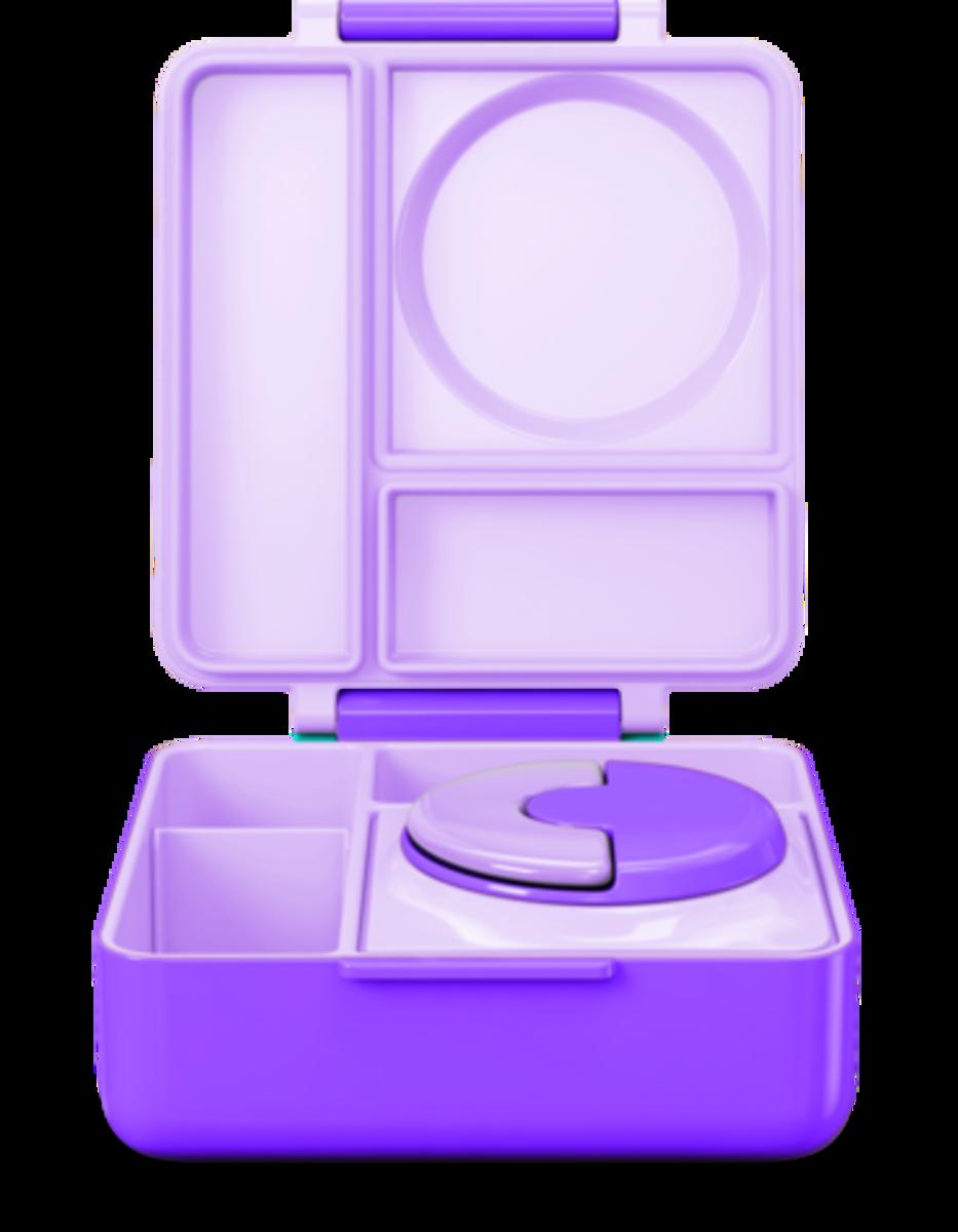 Lunch Box - Purple Plum