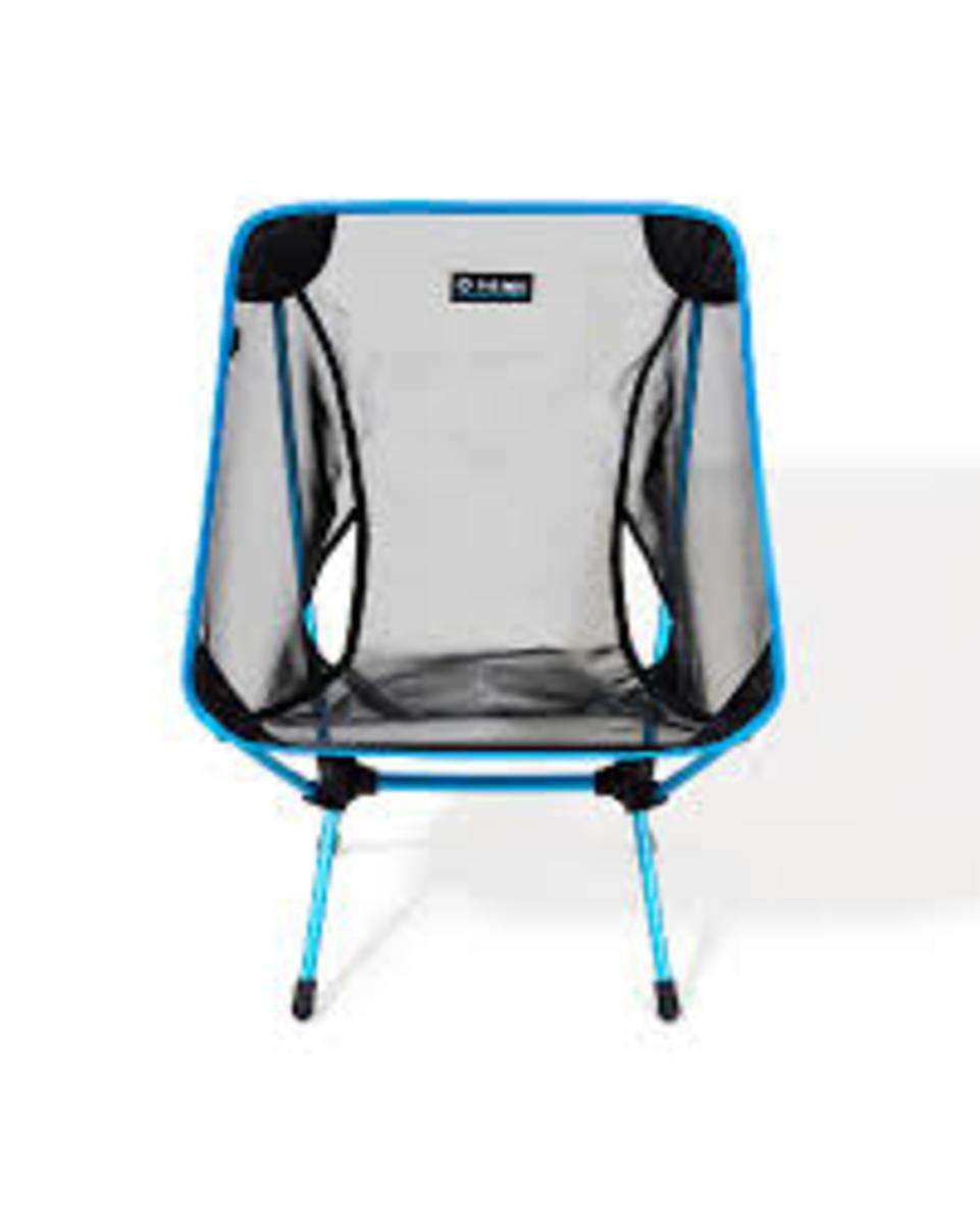 Helinox Chair One 輕量戶外露營椅 - Mesh Black