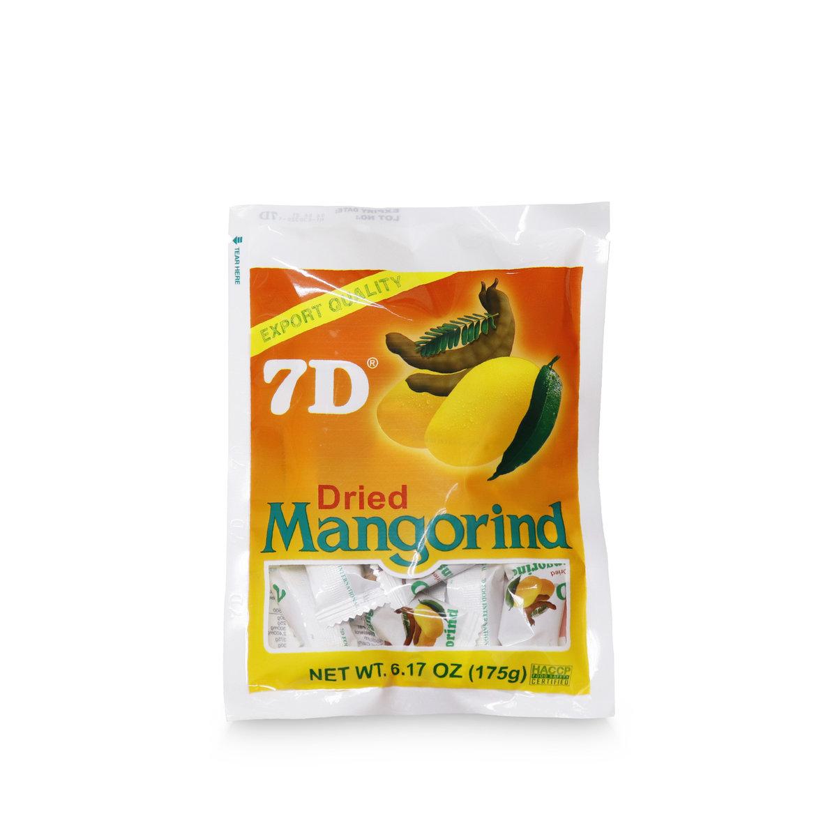 7D Dried Mangorind