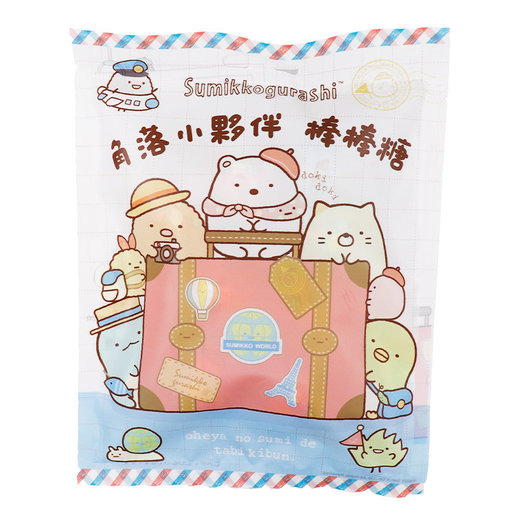 角落小夥伴| 棒棒糖(綜合口味) (8支裝) 104g | HKTVmall 香港最大網購平台