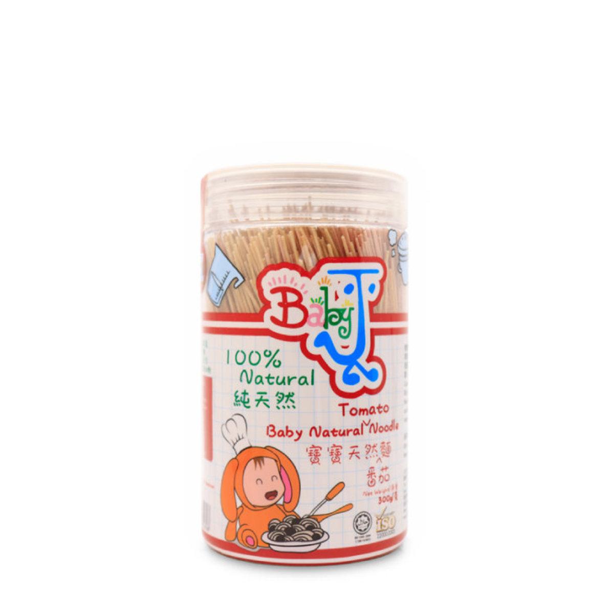 天然番茄嬰兒麵
