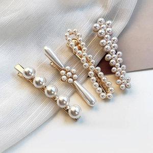 JK Lifestyle 韓國JK珍珠髮夾套裝(4件套)