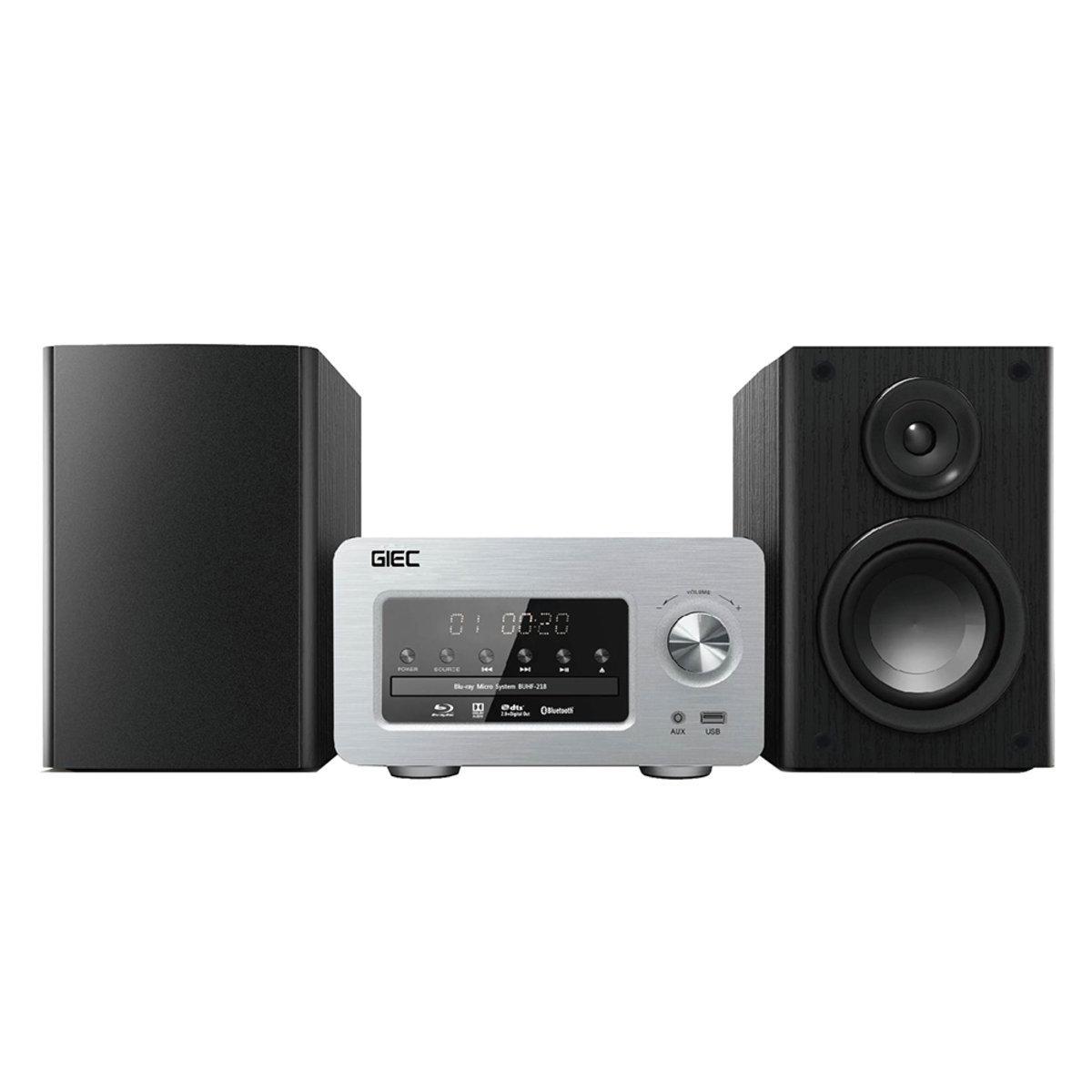 Blu-ray audio combination BUHF-218