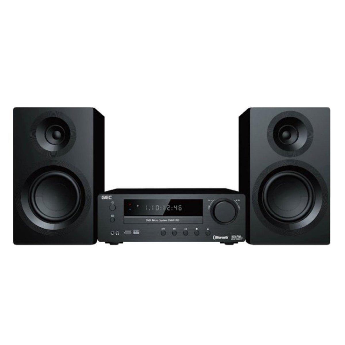 DVD Karaoke Audio Combination DVHF703