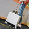 18 inch retro can boarding suitcase