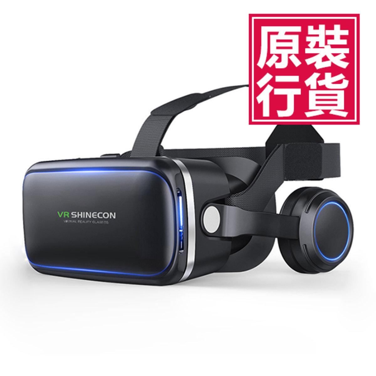 6代升級版3D虛擬現實VR眼鏡