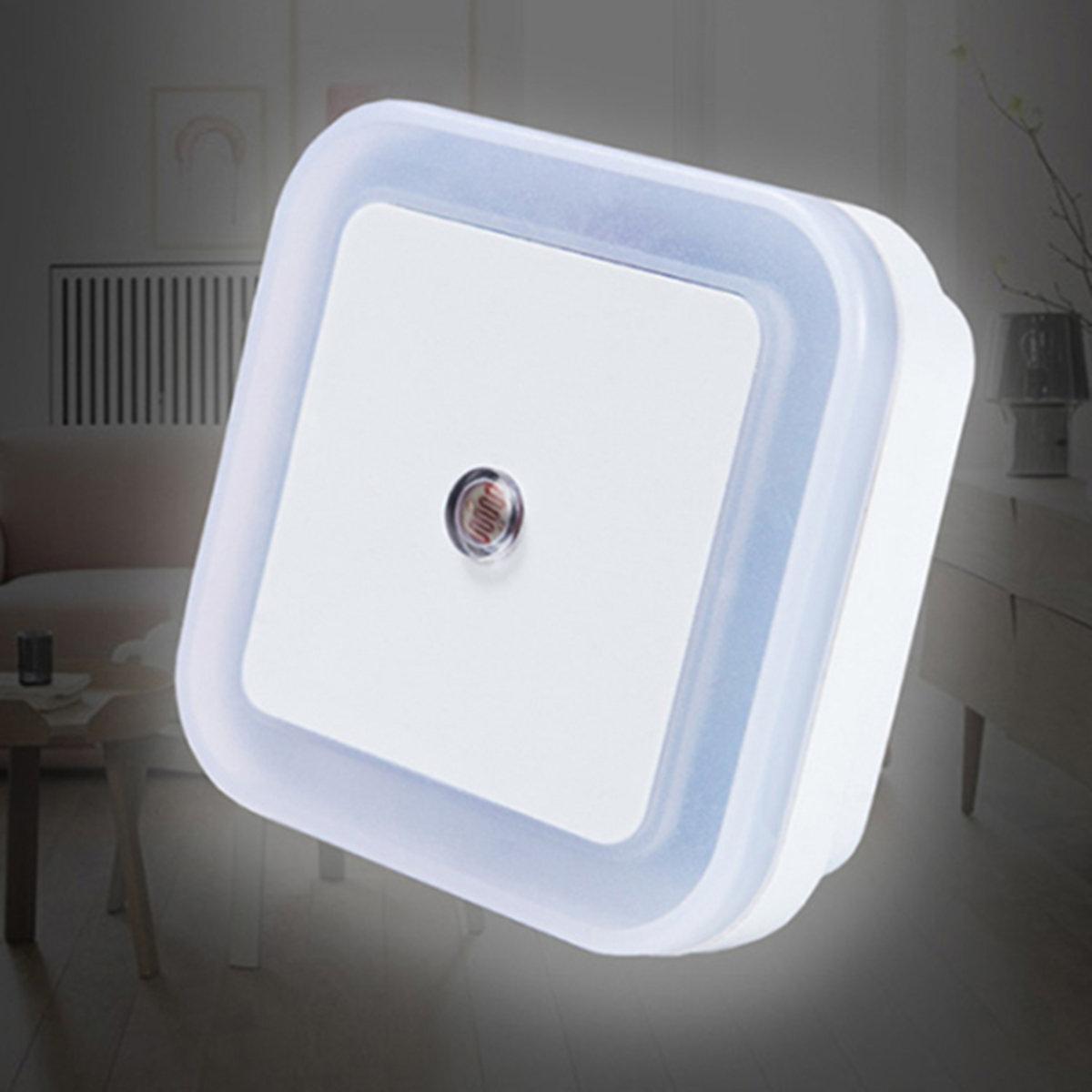 LED light control induction night light (6 packs)