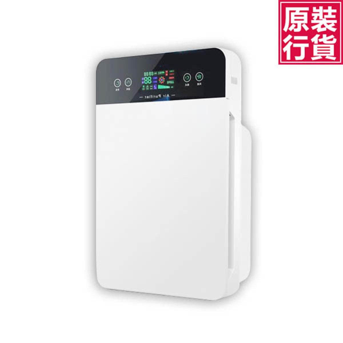 觸控式PM2.5除甲醛負離子空氣淨化器