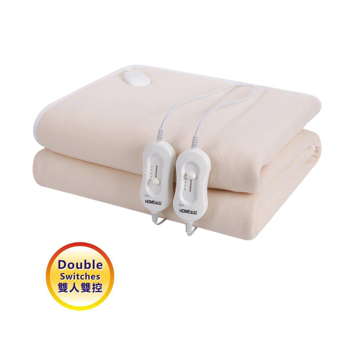 Double Polar Fleece Electric Blanket