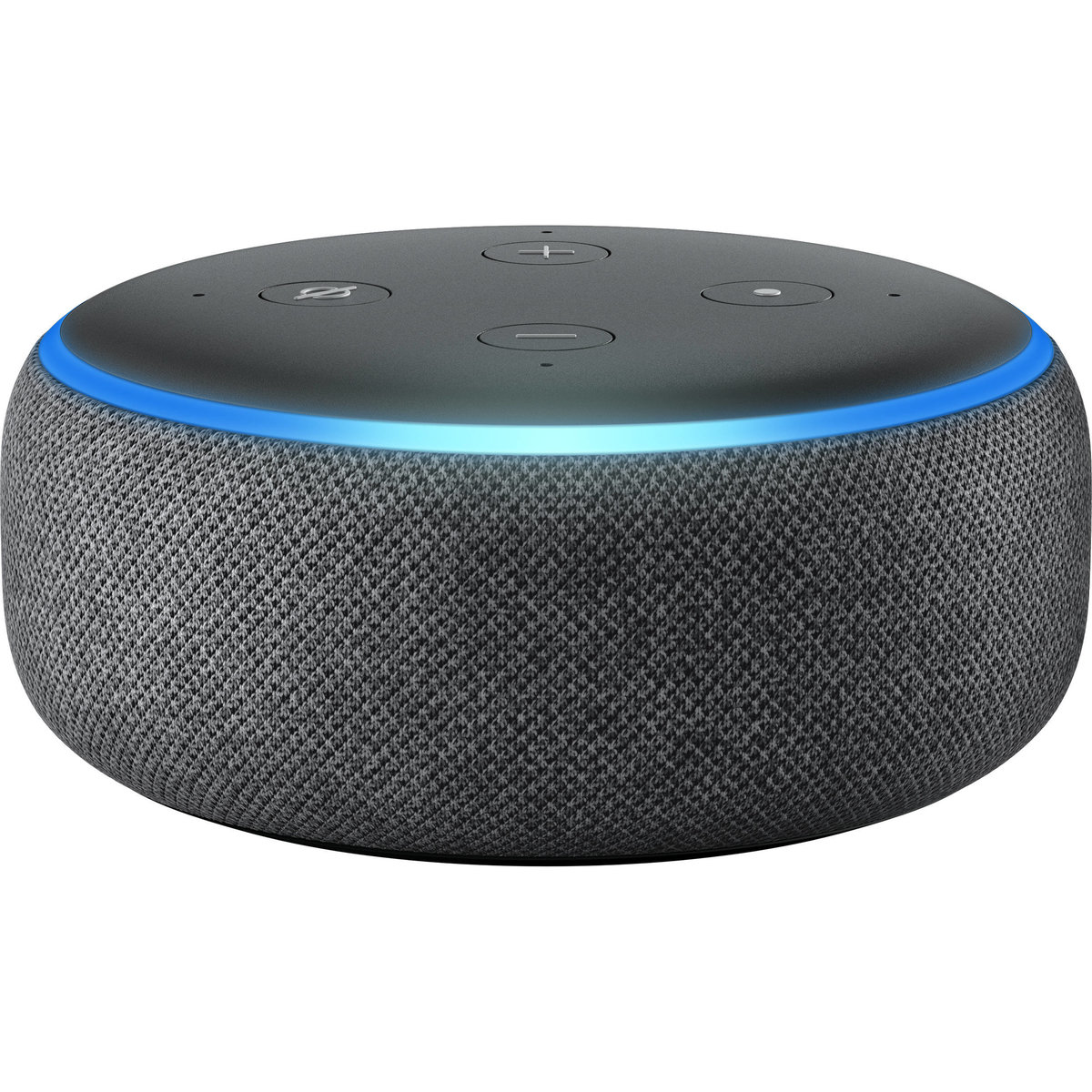 Echo Dot 3nd SmartSpeaker with Alexa Voice Control Black - parallel import