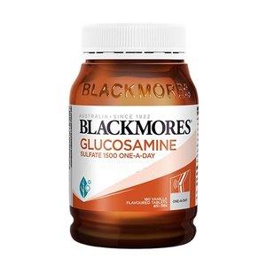 BLACKMORES 葡萄糖胺1500 180片 180tablet