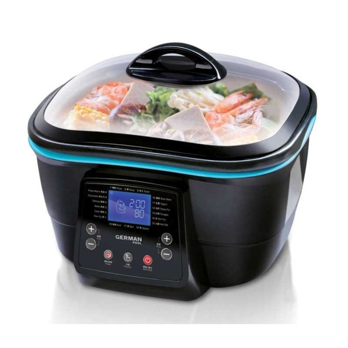 DFC818 Auto-Power Switch Multifunctional Health Cooker - Authorized goods
