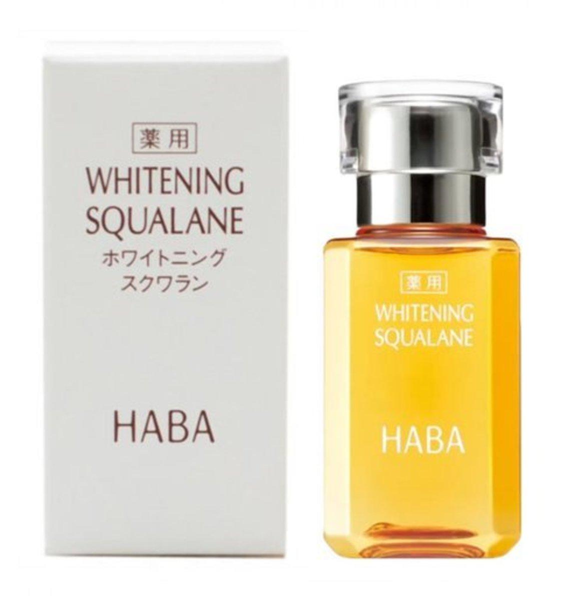 Whitening Squalane Oil 30ml