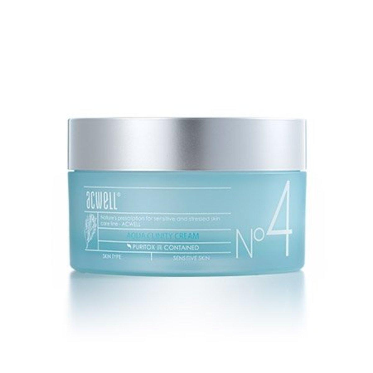 No4 Aqua Clinity Cream 50ml
