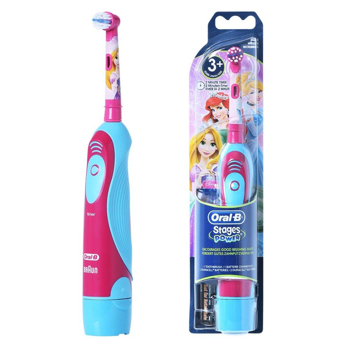 兒童電動牙刷 DB4510k(公主款)