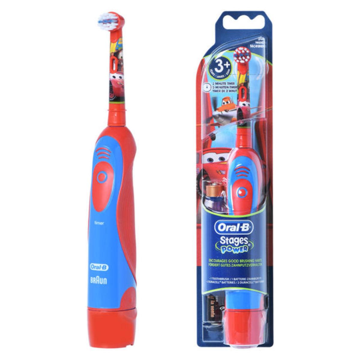 Kids Electric Toothbrush DB4510K(Disney CARS)