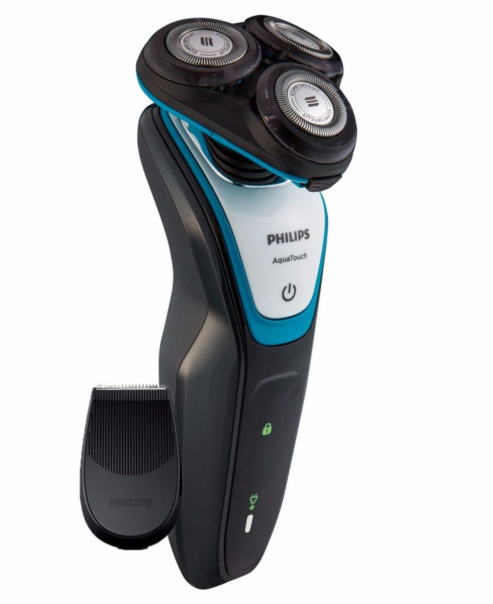 S5070 AquaTouch wet and dry electric shaver (parallel import)