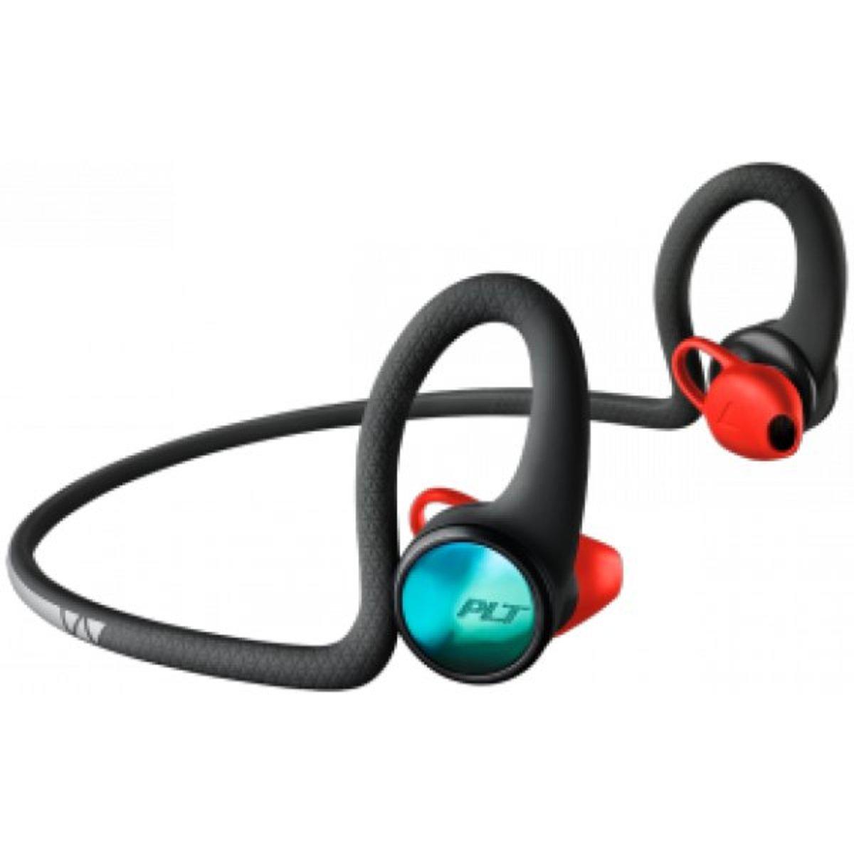 BACKBEAT FIT 2100 運動藍芽耳機, 黑色 - 香港行貨