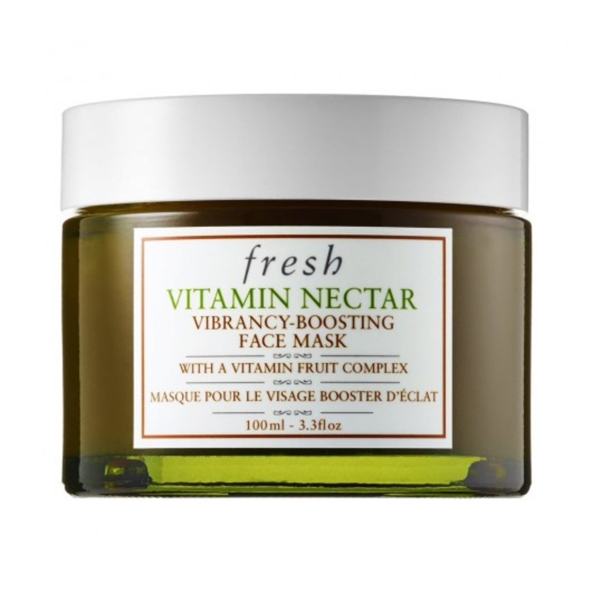 VITAMIN NECTAR VIDRANCY-BOOSTING FACE MASK 100ml - [Parallel Import Product]