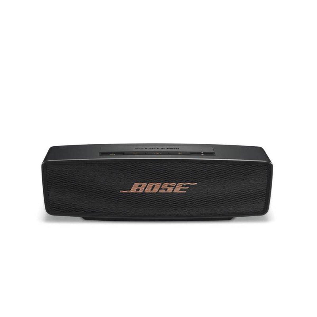 SoundLink Mini II Bluetooth Speaker BLACK - Parallel Import