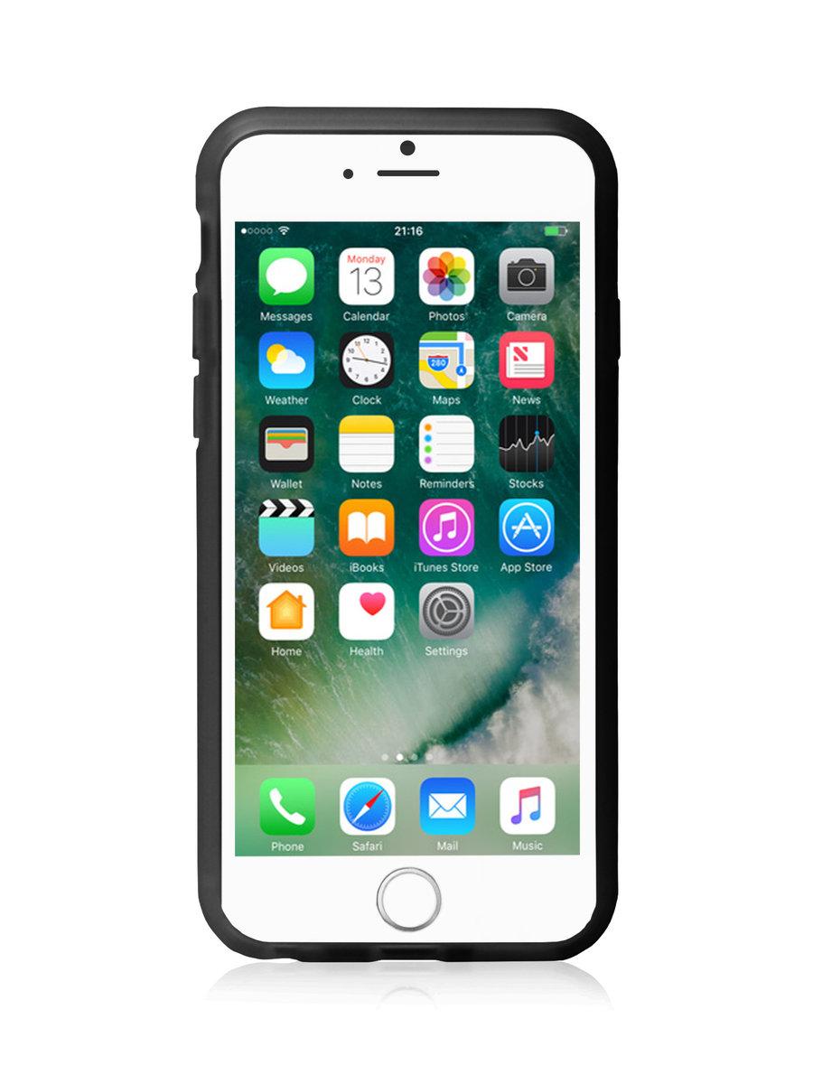 LUCID   Shock Protection Case for iPhone 7 Plus/ 6s Plus/ 6 Plus - Black