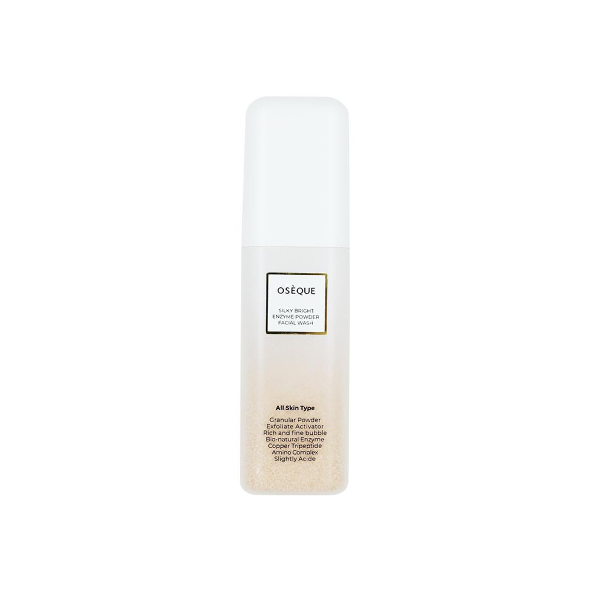 Silky Bright Enzyme Powder Facial Wash 50g