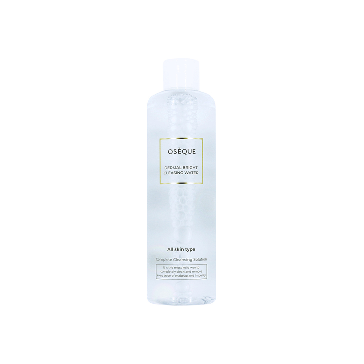 Dermal Bright Cleansing Water 500ml