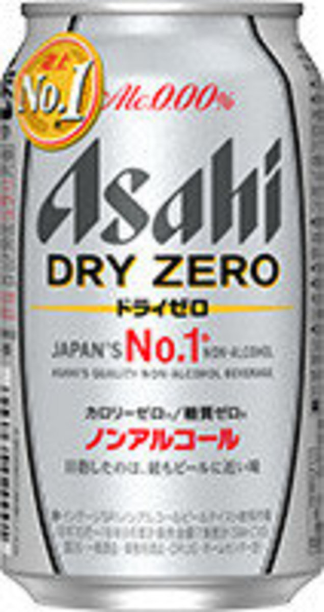 Non-Alcoholic Beer 350ml (Parallel Import Product)