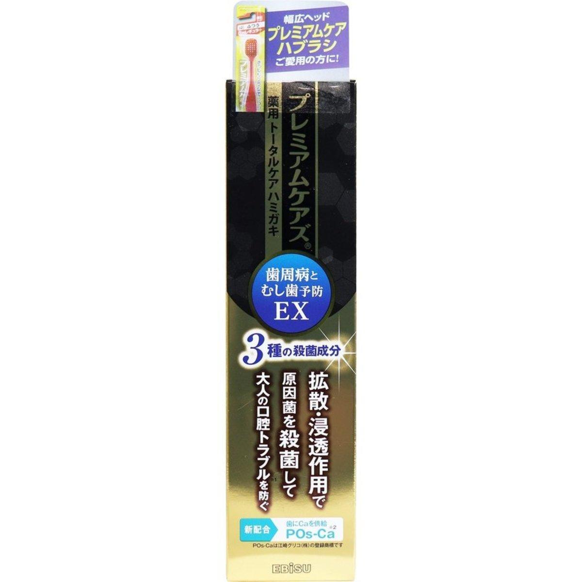 防牙周病、牙肉炎蛀牙藥用牙膏 90g (平行進口貨品)
