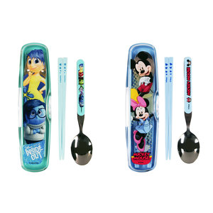 (Free Gift) Cutlery Set - Random (Value: $55) (Licensed by Disney)