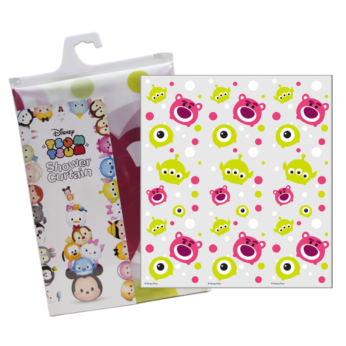 Shower Curtain (Lotso) (Licensed by Disney)