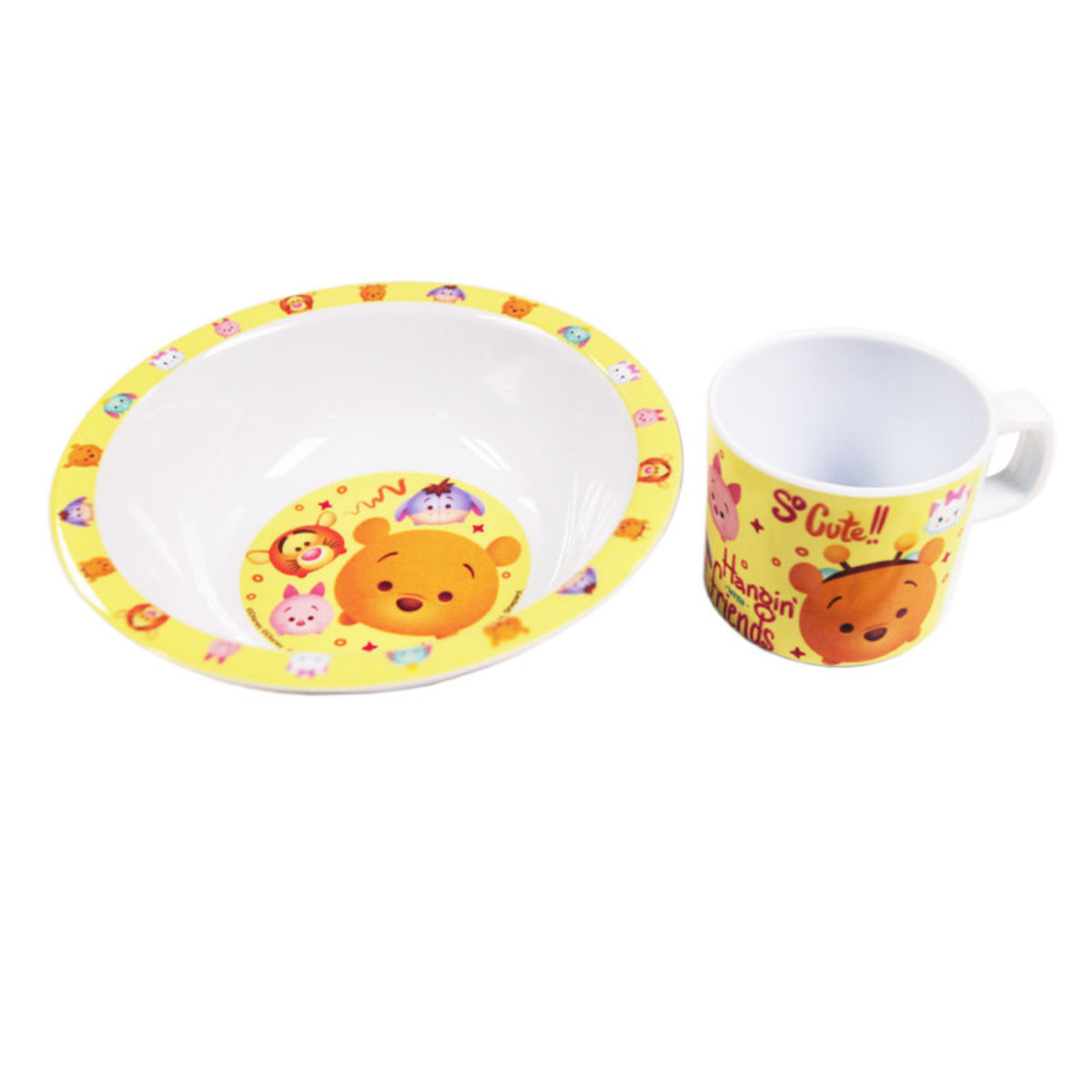 Dinnerware Set (Pooh) (Licensed by Disney)
