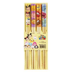 (贈品) 筷子套裝 (4對套裝) (迪士尼許可產品) - 價值$59