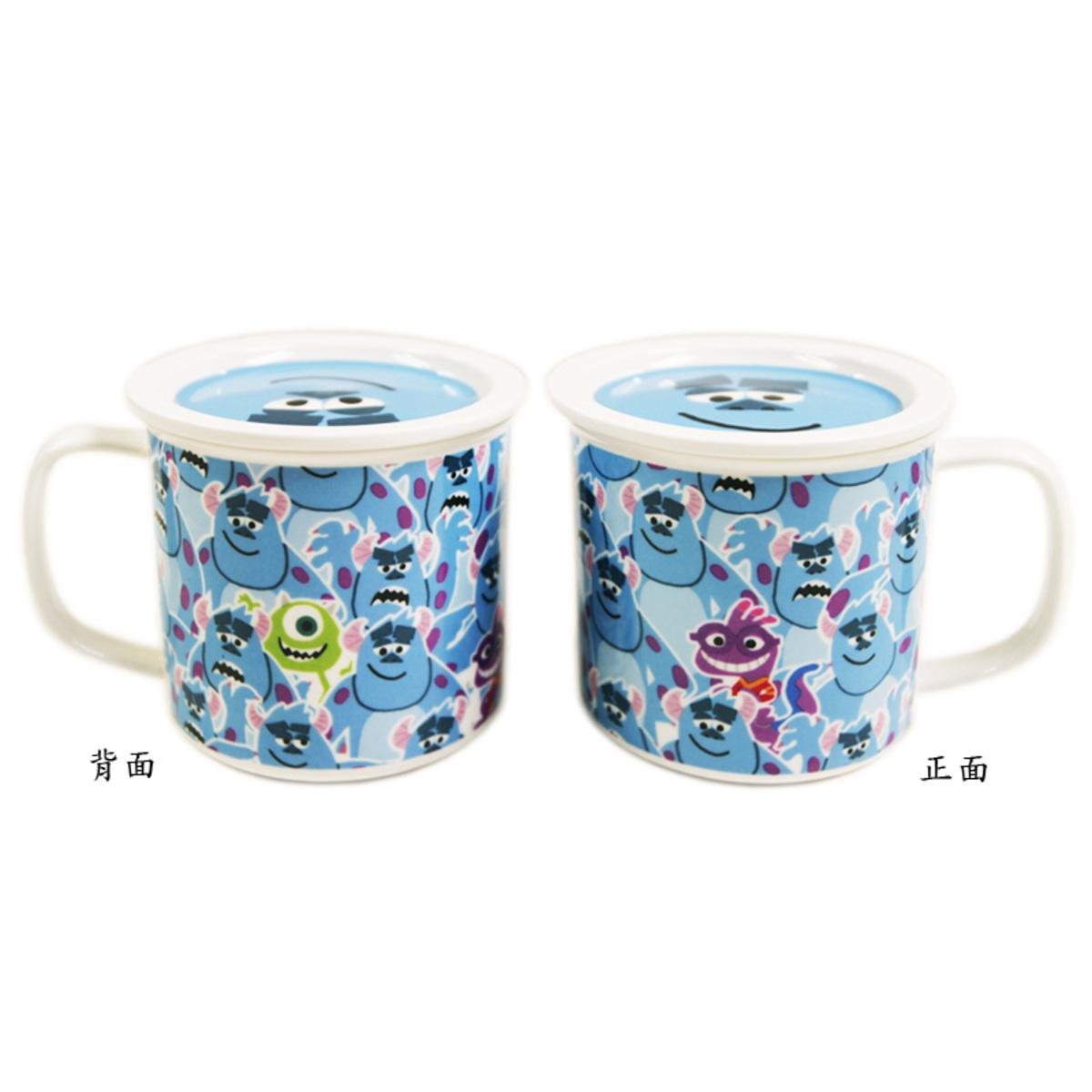 Ceramic Mug with Lid (Licensed by Disney)