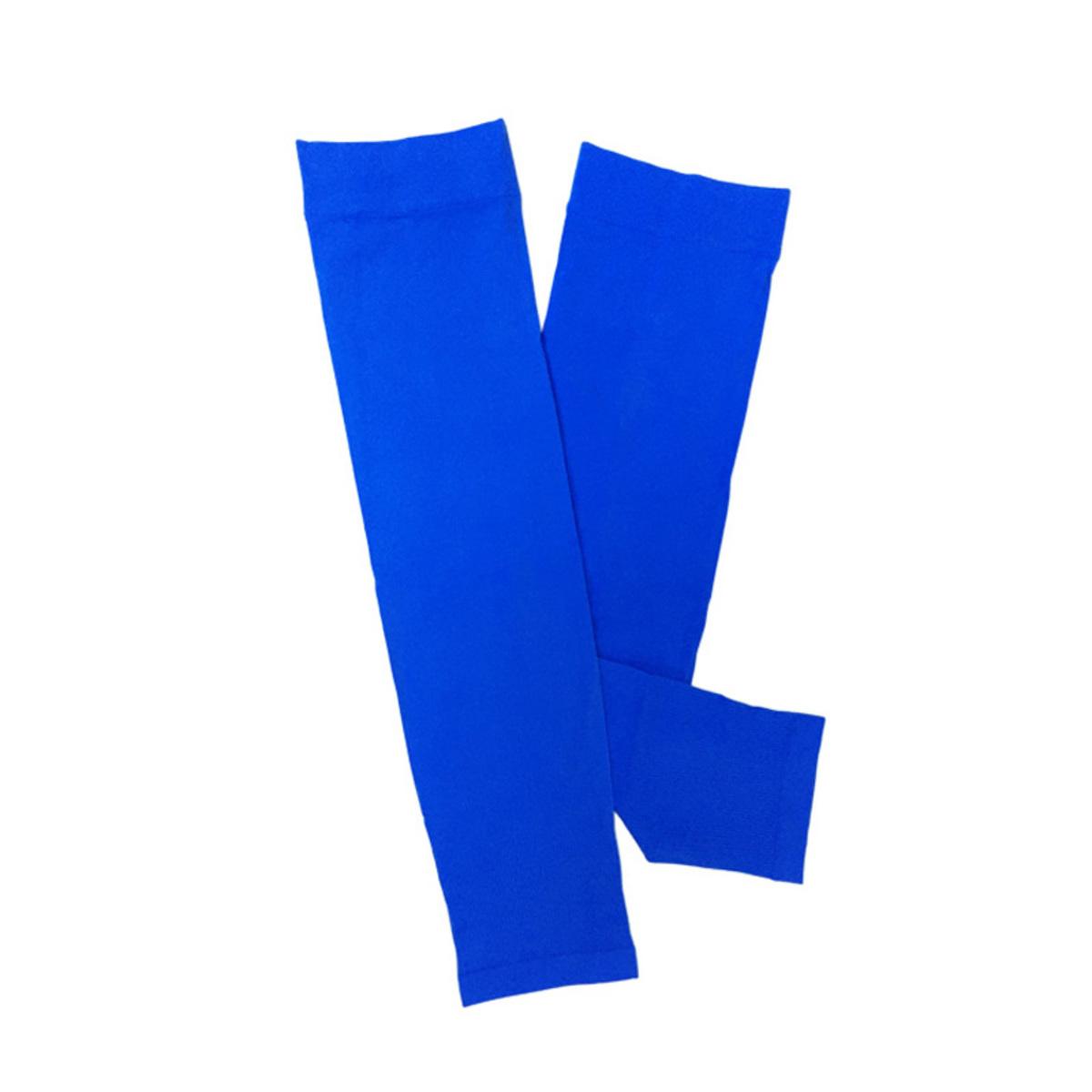 防曬手袖 - 藍色