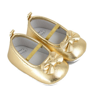 Mother Choice 嬰兒鞋0-6M(金) 0-6 個月/ 6-9個月/ 9-12個月