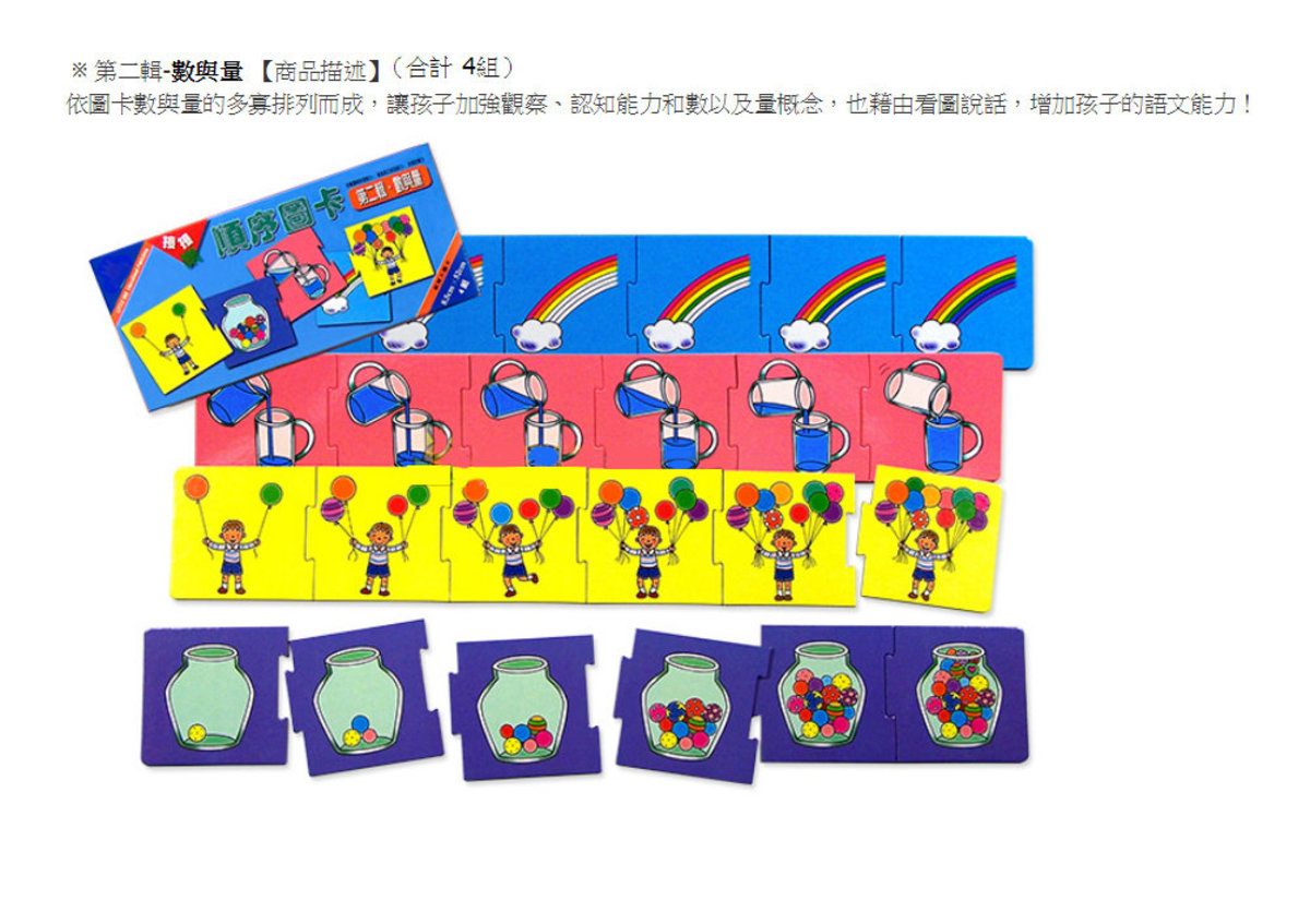 Primary One Interview Sequencing and Logic Story Cards : Quantity and Capacity B