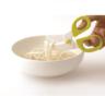 Japan Sanrio Toddlers Food Scissors (w/ Storage Box)